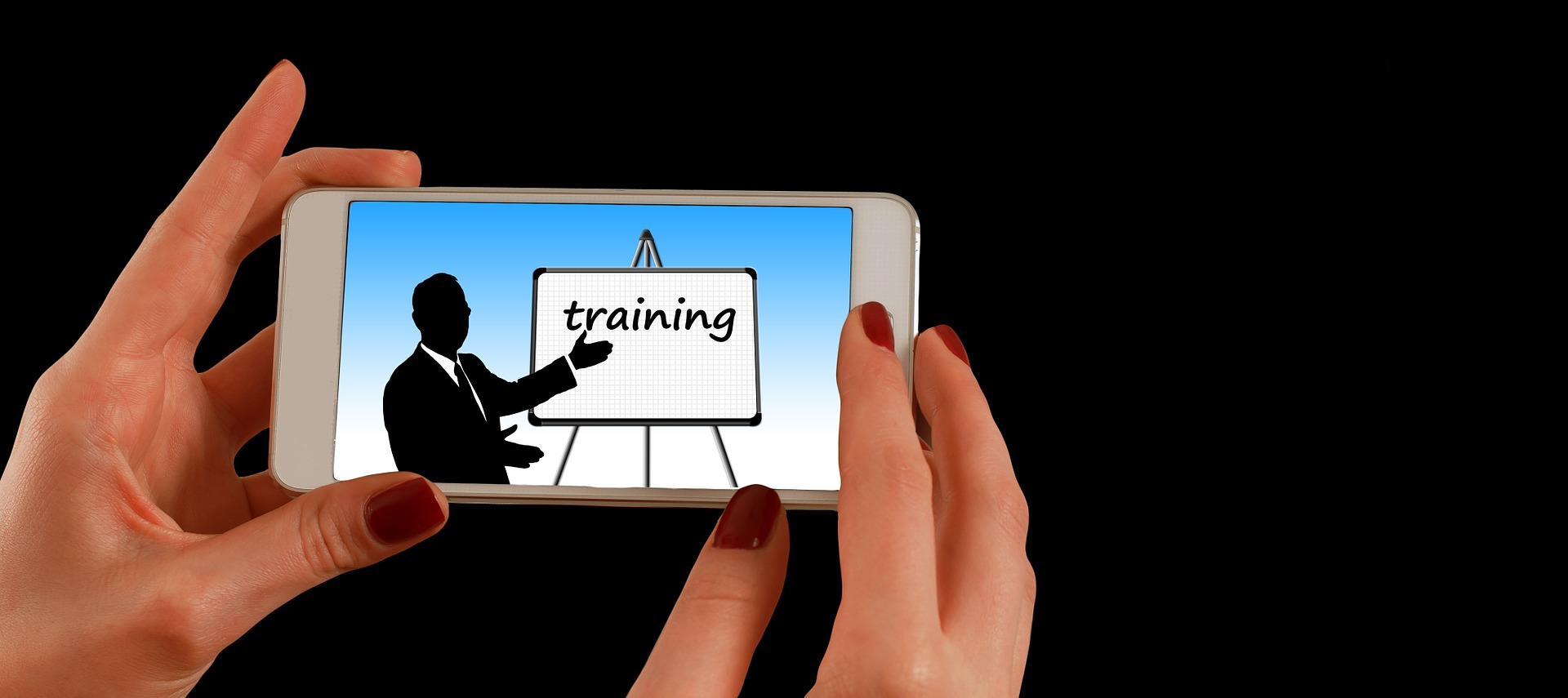 what is mobile learning