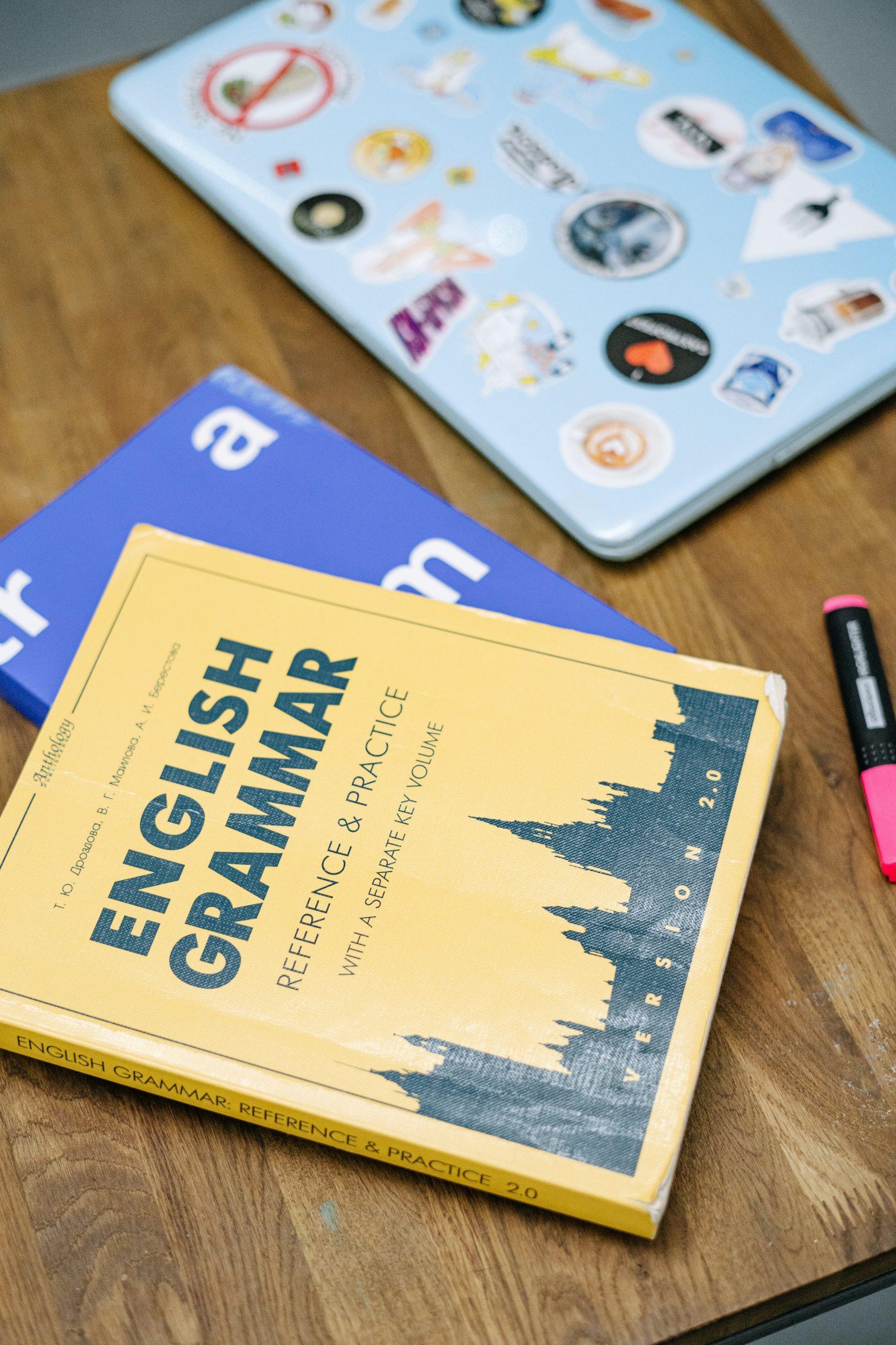 university degree english